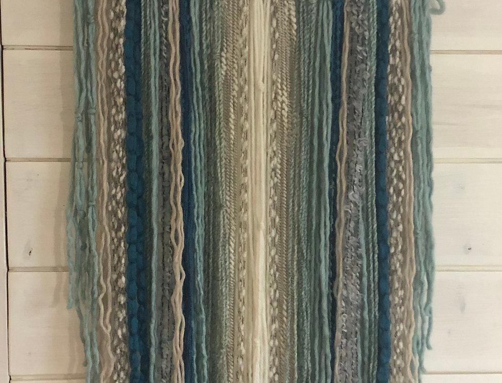 Mermaid Blue Wall Hanging