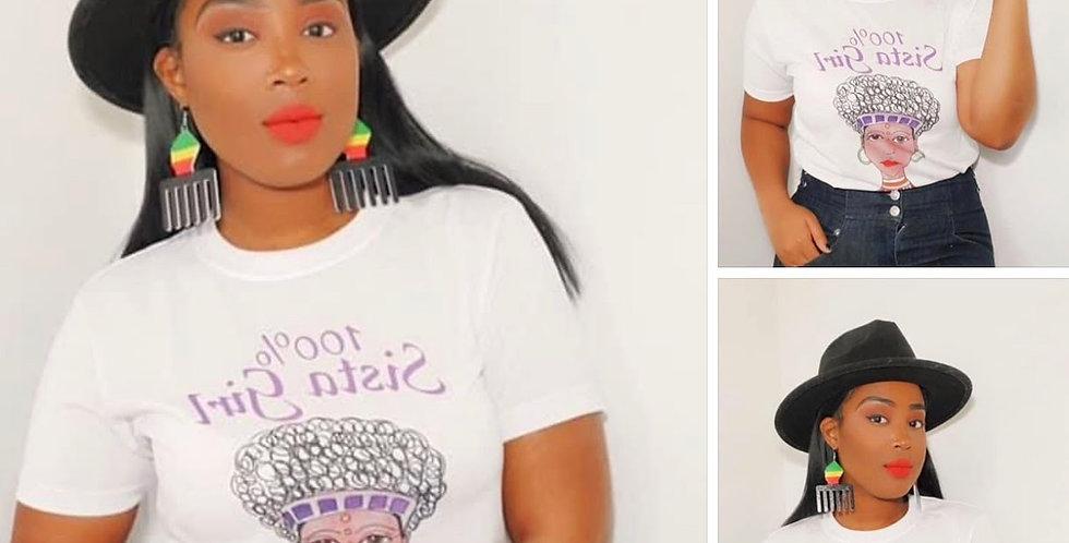 100% Sista Girl T-shirt