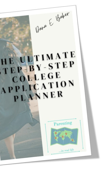 The Ultimate Step-by-Step College Application Planner