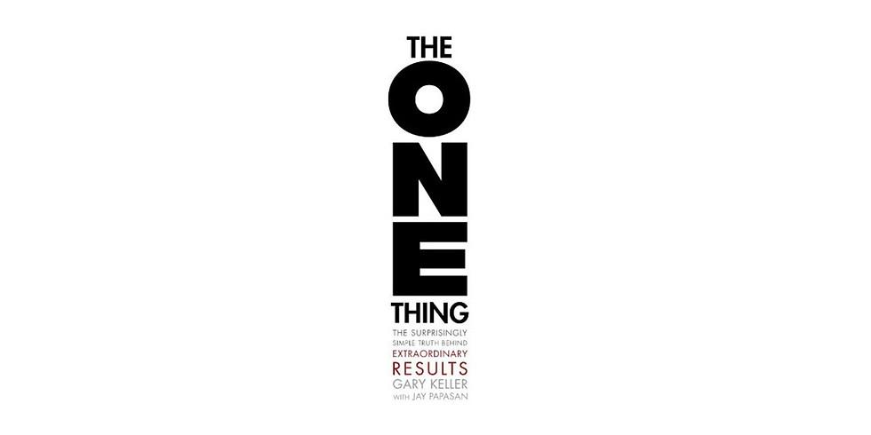 Book Club - One Thing