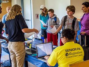 Preparing Parents for Computer Summer Camp
