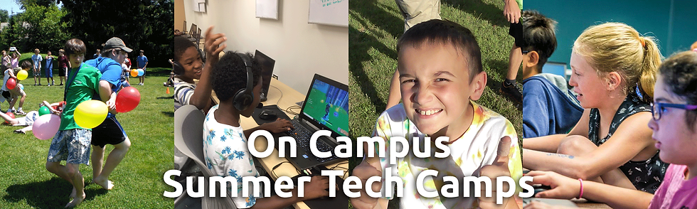 Emagination Tech Camps - On Campus Summer Camps