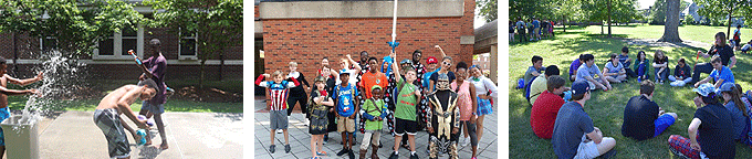 Emagination Tech Camps - Summer Fun and Social Interaction