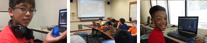 Emagination Tech, Coding and Virtual Camps