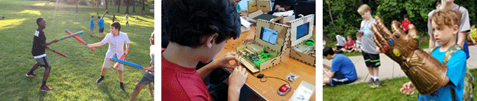 Emagination Tech Camps - Tech Learning with Summer Camp Fun