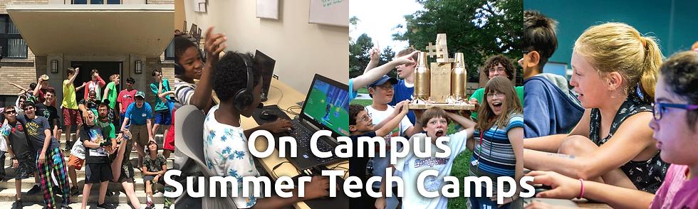 Emagination Summer Tech Camps - Summer Camp Fun