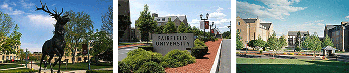 Emagination Tech Camps at Fairfield University