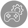 Video Games Design Icon for Emagination Tech Camp