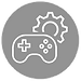 Video Game Design Icon for Emagination Tech Camp