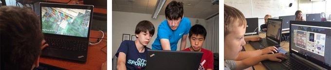 Minecraft World Design at Emagination Tech Camps