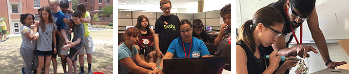 Emagination Tech Camps - Technology Learning PLUS Summer Camp Fun