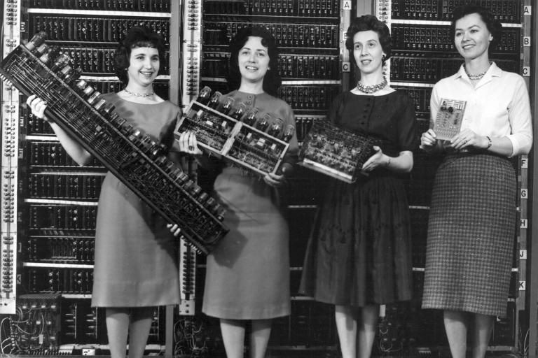 The ENIAC Programmers