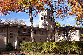 Lake Forest Academy - Warner House - Emagination Tech Camp Facilities