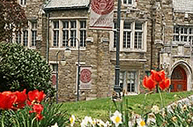Rosemont College Campus - Rosemont PA 19010 - Emagination's Tech Camp PA Location