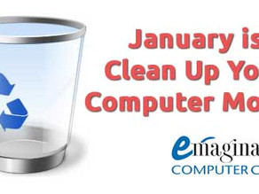 National Clean Up Your Computer Month: 8 Tips for Cleaning Your Computer