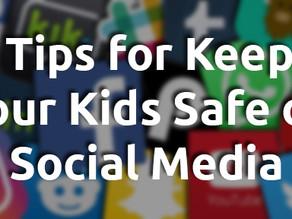 10 Computer Tips for Keeping Your Kids Safe on Social Media