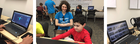 Learn About Digital Arts and Media at Summer Computer Camp