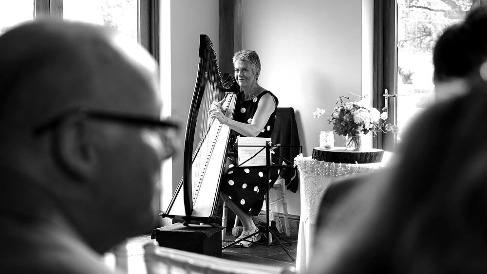La harpe, instrument pour communiquer avec les dieux et les Hommes