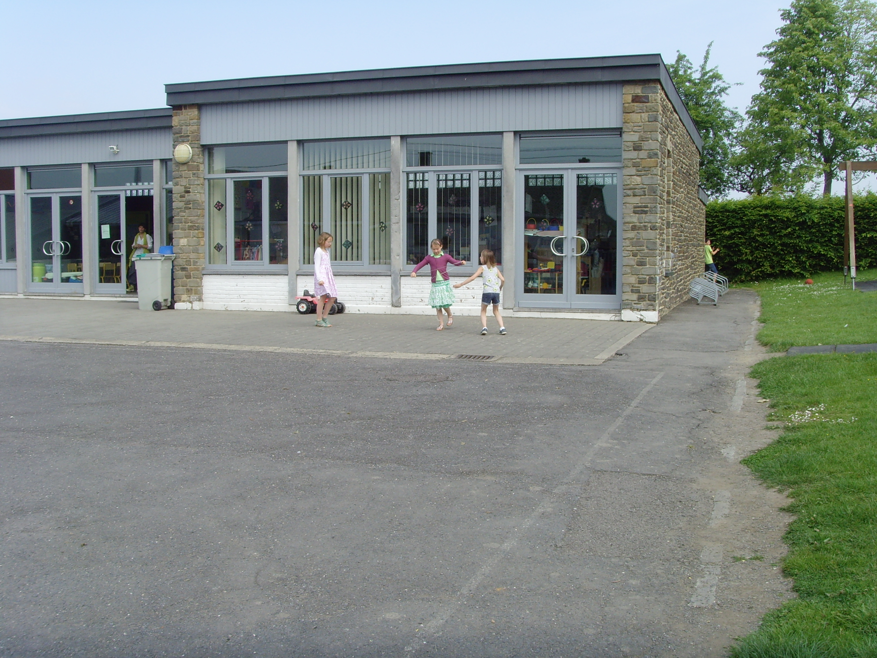 Ecole de Bercheux