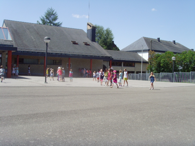 Ecole de Sibret