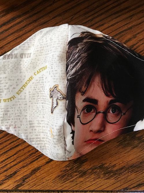 Harry Potter face masks
