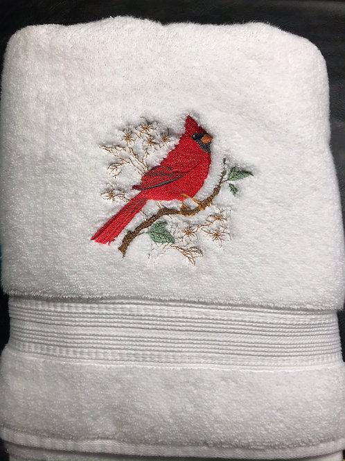 Cardinal Bath Towels
