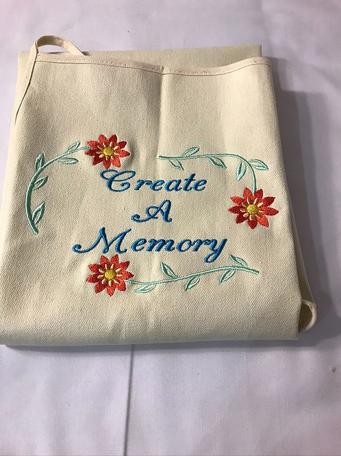 Create A Memory Apron