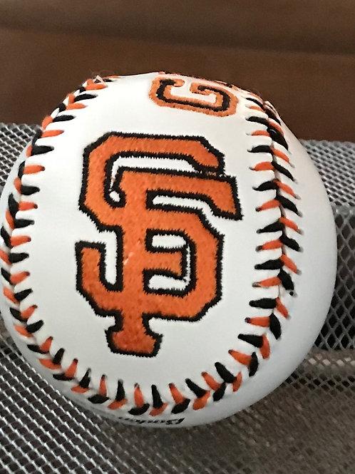 SF Giants Ball