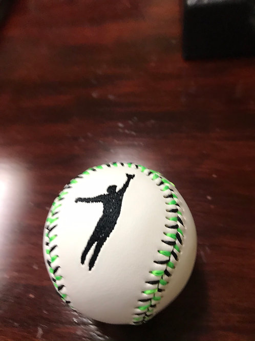 Personalized Baseballs