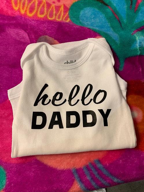 Daddy Onesie