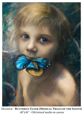 Butterfly Eater