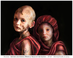 Artemis and Athena, Psychopomps