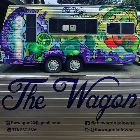 The Wagon Food Trucks