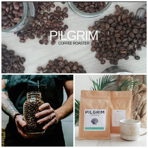 Pilgrim Coffee Roaster