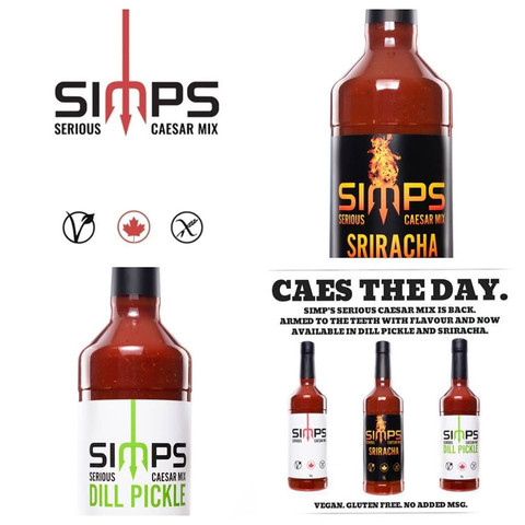 SIMPS Syrups