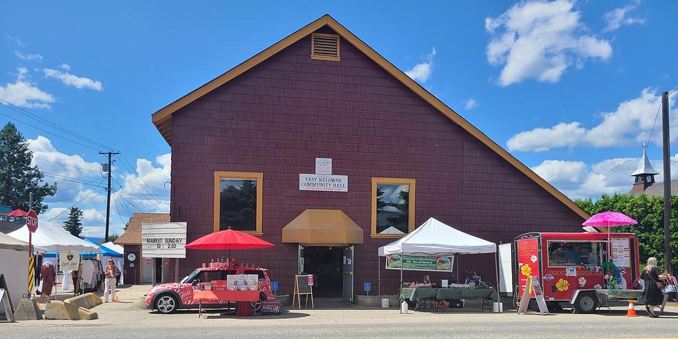 East Kelowna Community Market