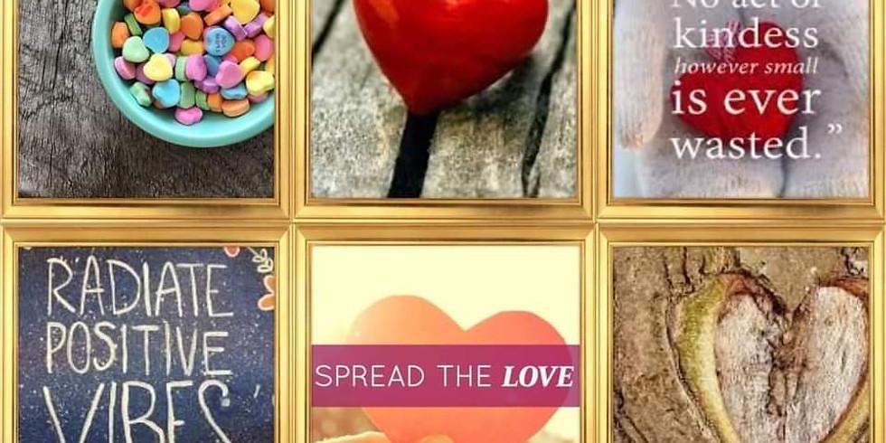 Spread The Love Valentine Market 2021