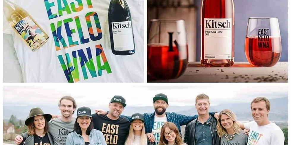 East Kelowna Market Presents: Kitsch Boutique Market