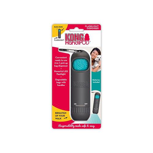 KONG HandiPOD Dispenser & Flashlight Torch