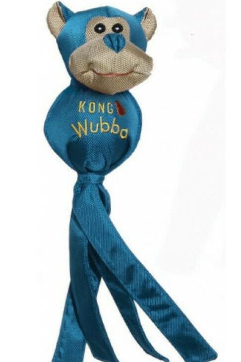 KONG Wubba Ballistic Friends Monkey Extra Large
