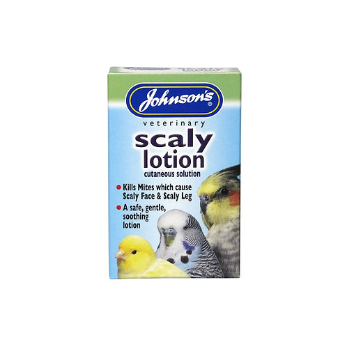 Johnson's Scaly Lotion