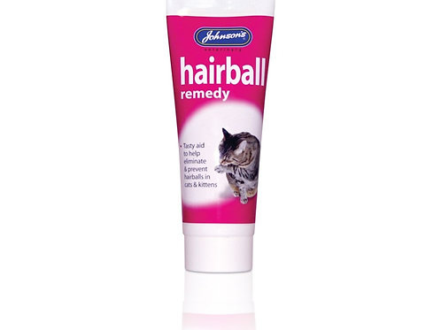 Johnson's Hairball Remedy 50g
