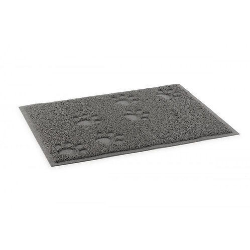 Ancol Dog Feeding Mat Paw Print Design 40 x 30cm