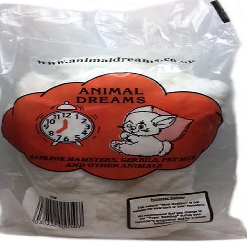 Animal Dreams Cotton Wool Bedding Large Bag