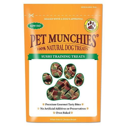 Pet Munchies 100% Natural Sushi Training Treats 50g