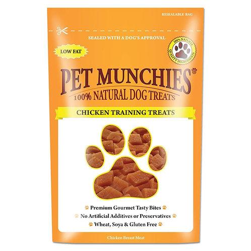 Pet Munchies 100% Natural Chicken Training Treats 50g