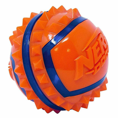 NERF Two-Tone TPR Spike Ball Small