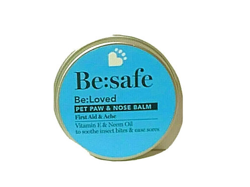 Be:safe Paw & Nose Balm First Aid for Dogs