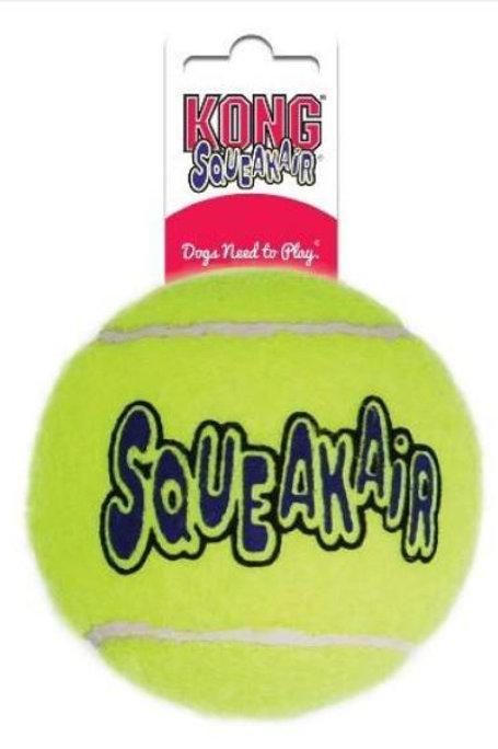 KONG SqueakAir Tennis Ball Extra Large