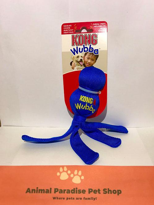 KONG Wubba Blue